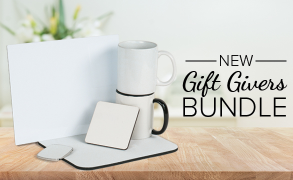 Gift Giver's Sublimation Blank Bundle