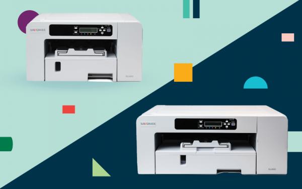 How to Set Up Your Sawgrass SG400 / SG800 Sublimation Printer