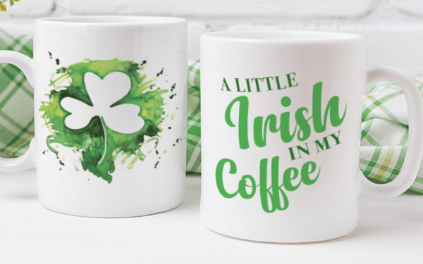 5 Ways to Make Some Green on St. Patrick's Day with HTV & Sublimation