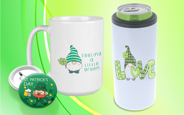 7 Custom St. Patrick's Day Products to Make You a Pot o' Gold