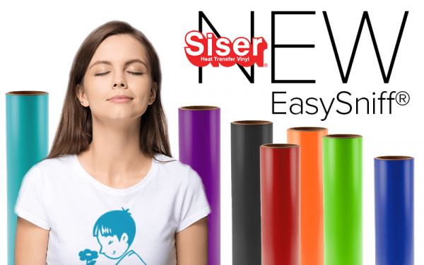 Introducing Siser EasySniff® Scratch & Sniff Heat Transfer Vinyl (April Fools)