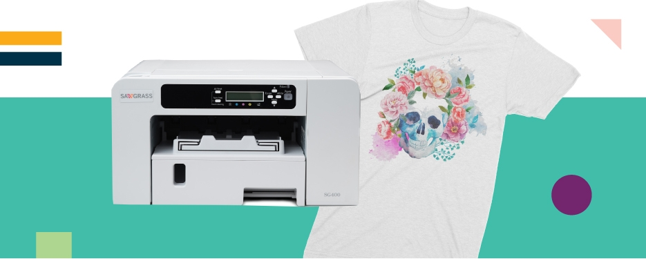 Which Sawgrass Sublimation System is Right for You?