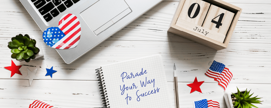 Parade Your Way to Success: Creating Promotional Products for the Fourth of July