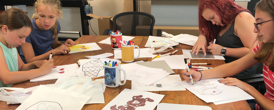 Oh, the Places You'll Go: Encouraging Young Artists & Entrepreneurs with Artesprix