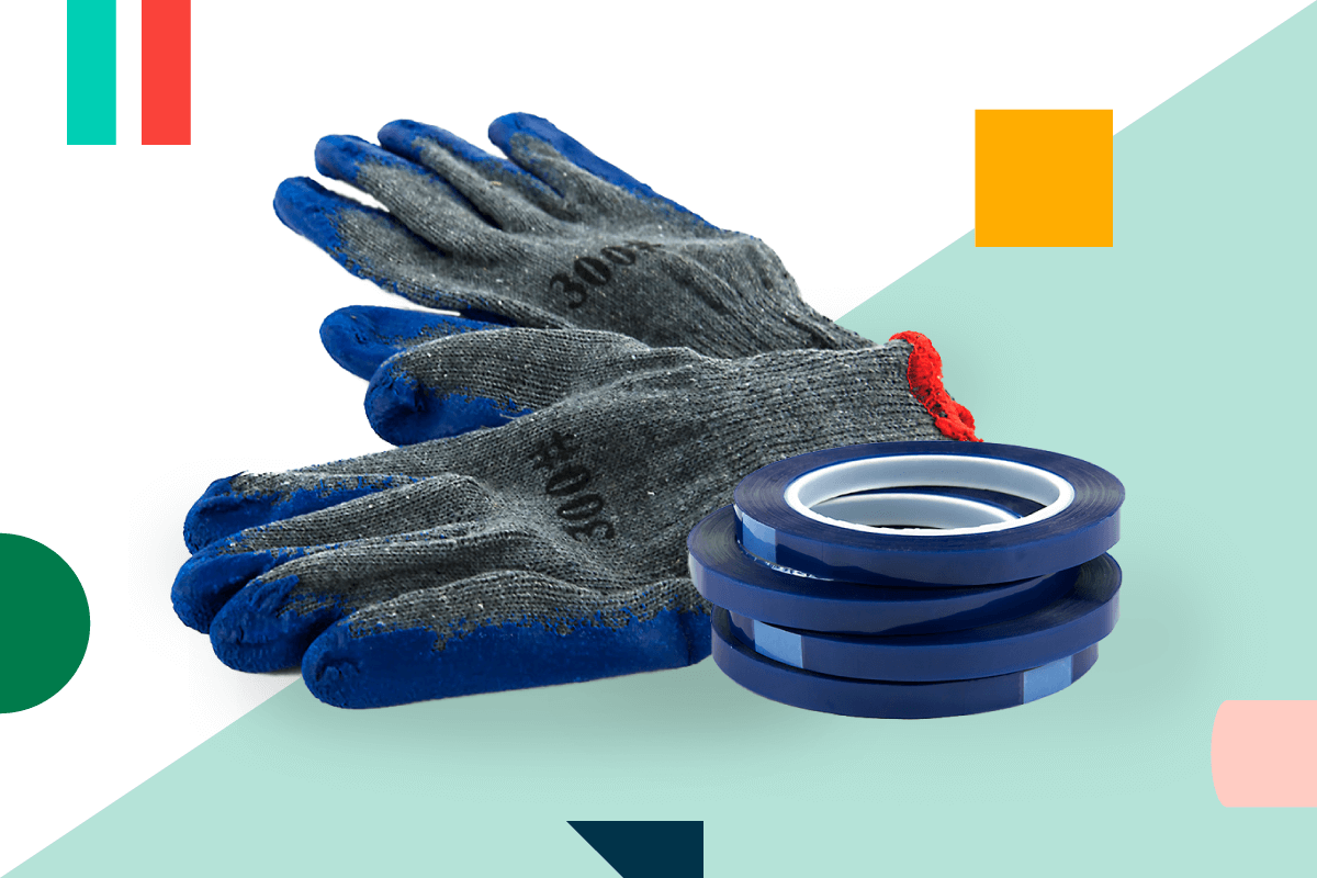 Transfer Gloves and Thermal Tape | Coastal Business