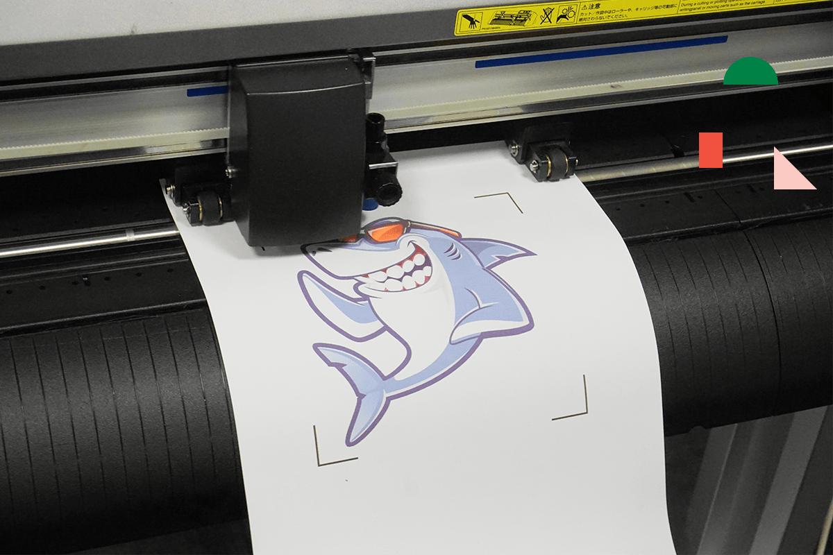 Cutting EasySubli Vinyl with Graphtec Cutter | Coastal Business