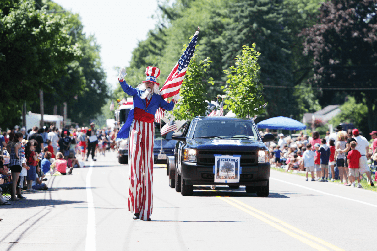Fourth of July Parade | Coastal Business Supplies