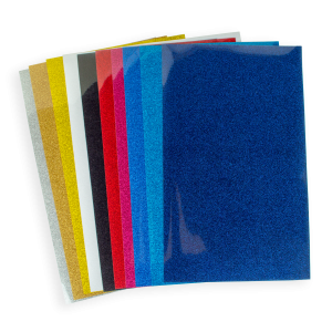 siser glitter htv sheet heat transfer vinyl coastal business supplies