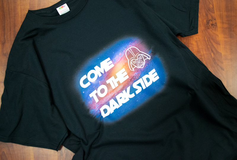dtg printing come to the dark side full color dark shirts coastal business supplies