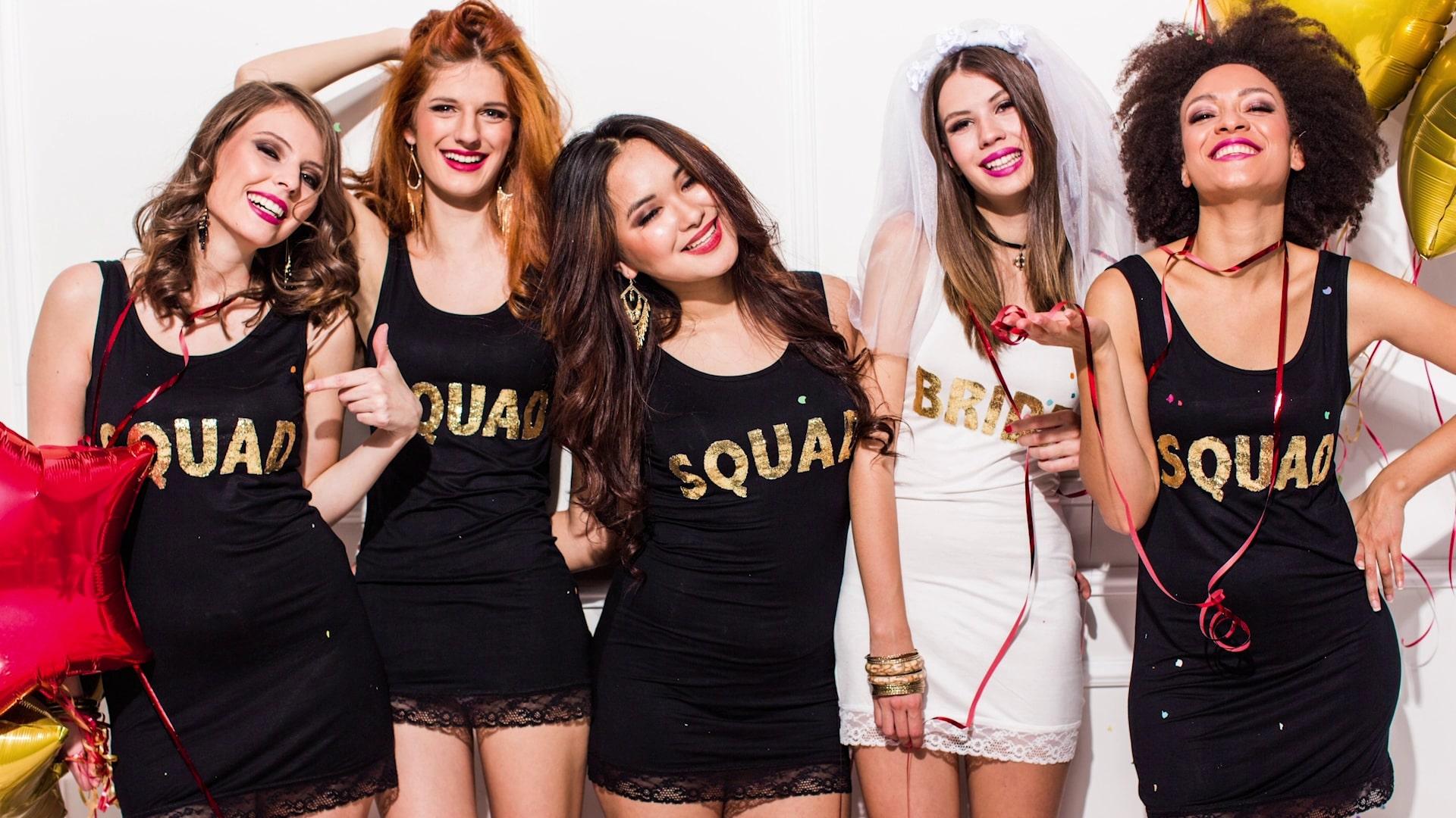 Heat Transfer Vinyl T-Shirts for Bachelorette Party | Coastal Business Supplies