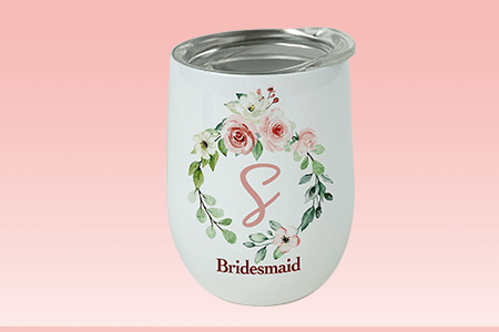 Bridal Wine Tumbler