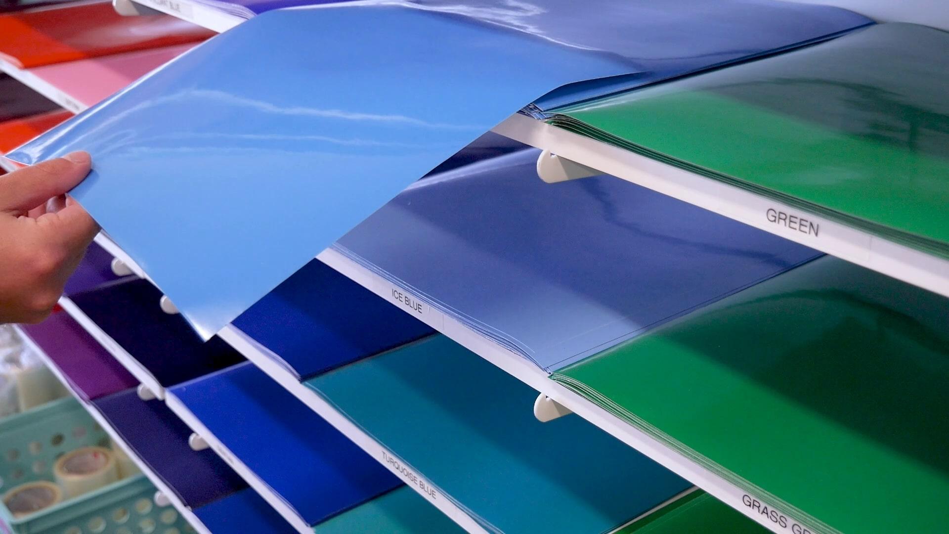 Heat Transfer Vinyl Sheets | Coastal Business Supplies