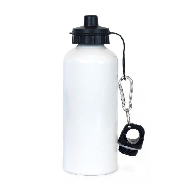 Dual-Lid Water Bottle